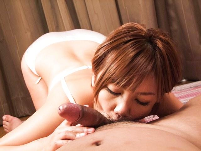 小坂めぐる - 愛ある射精介護 爆乳小坂めぐる - Picture 5