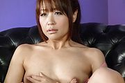 Maika - Young Maika giving hot and naughty japan blowjob - Picture 6