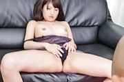 Saki Kobashi - JAV 巨星崎小桥感觉口味爵士和她的猫 - 图片 8