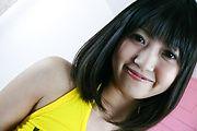Kotomi Asakura - Kotomi Asakura has sperm drops on her mouth - Picture 1