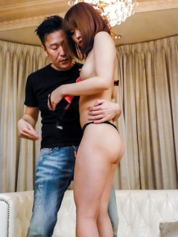 Yuri Hyuga - Japanese blowjob in advance for hard sex withYuri Hyuga - Picture 7