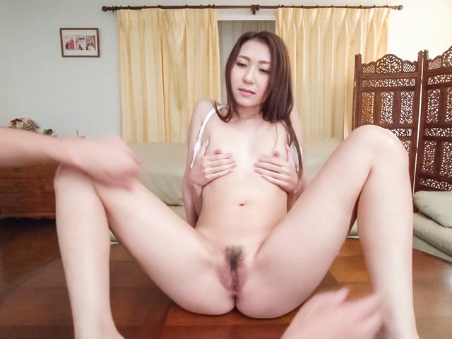 加藤麻耶 - 敏感ちっぱい~生ハメAV女優加藤麻耶 - Picture 5