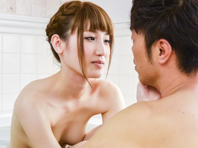Karin Aizawa - 惊人的日本打击工作,卡琳相泽 - 图片 2