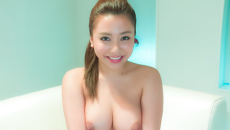 Asian amateur girl shows off in naughty solo