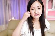 Ai Wakana - Ai Wakana asian girl anal with a vibrator - Picture 6