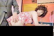 Ririsu Ayaka - Ririsu 绫香 ' s 刮摩猫钻后亚洲口交 - 图片 12