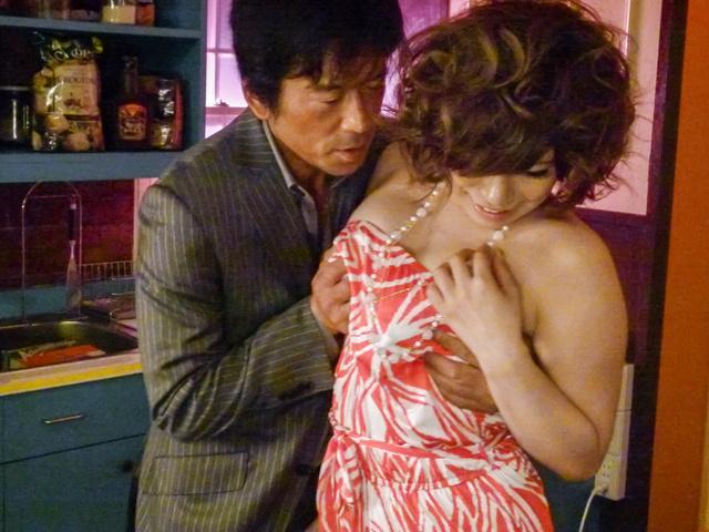 Ririsu Ayaka - Ririsu 绫香 ' s 刮摩猫钻后亚洲口交 - 图片 3