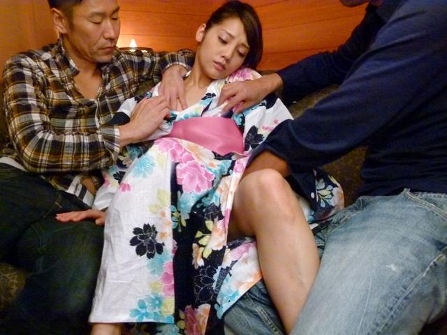 Rei Mizuna - Serious pleasures for cock suckingRei Mizuna - Picture 2