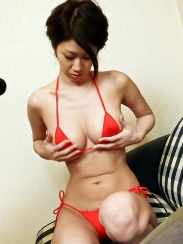 Fuuka Takanashi - MILF Huuka Takanashi hot big tit fucking - Picture 2