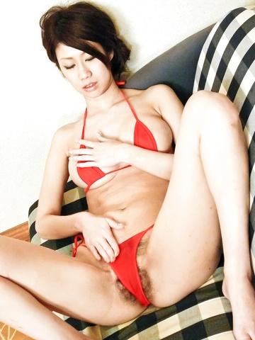 Fuuka Takanashi - MILF Huuka Takanashi hot big tit fucking - Picture 7