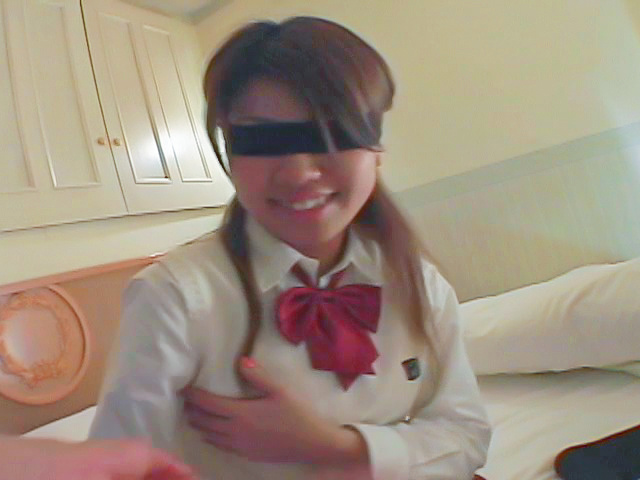 Miho - Asian blowjobs by kinky Japanese schoolgirl Miho - Picture 7