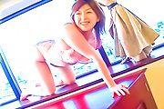 An Mizuki - Great Asian blowjob with Kaori, the needy milf - Picture 3