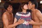 Ririsu Ayaka - 在日本性 xxx 视频丰满 Ririsu 绫香 - 图片 3