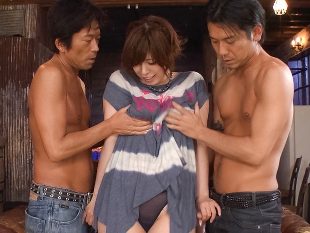 Ririsu Ayaka - 在日本性 xxx 视频丰满 Ririsu 绫香 - 图片 2