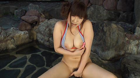 バイブ生ハメ強制アクメ~完璧巨乳ユリ