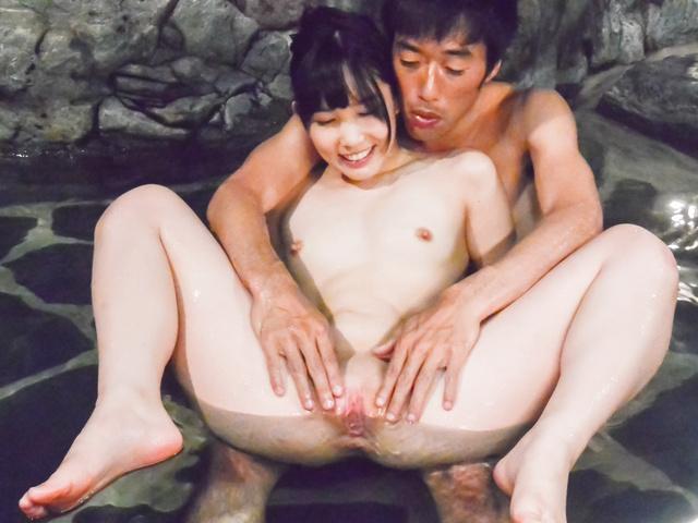 Yui Kasugano - Yui Kasugano 性交和被迫吞下 - 图片 12