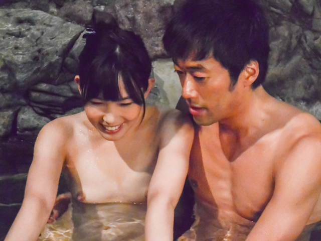 Yui Kasugano - Yui Kasugano 性交和被迫吞下 - 图片 3