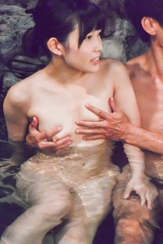 Yui Kasugano - Yui Kasugano 性交和被迫吞下 - 图片 8