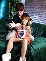 Kokoa Ayane - Kokoa Ayane with ass up sucks strong cock - Picture 3