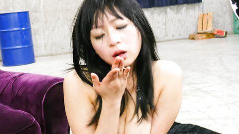 Nozomi Hazuki is aroused to the maximum