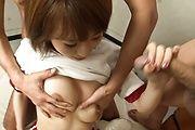 Yui Misaki - 二穴同時挿入に失神絶頂!美咲結衣 - Picture 2