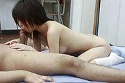 Nana Kurosaki - Sexy Airi Nakajima in socks only is screwed - Picture 2