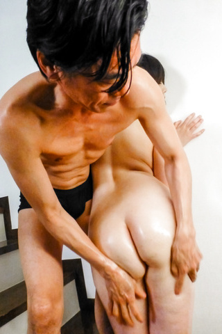 Rie Tachikawa - Curvy Rie Tachikawa amazes with Asian blowjob  - Picture 10