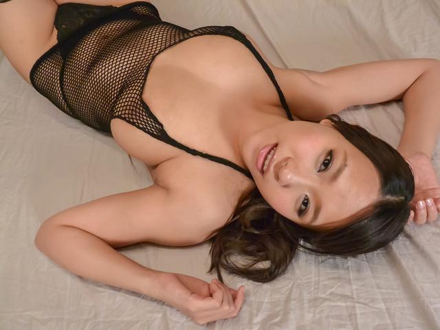 Saki Sudou - JApanese blowjob by big tits AsianSaki Sudou - Picture 3