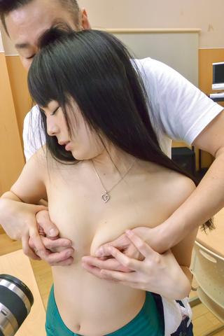 Ruka Kanae - YoungRuka Kanaegets nasty on tasty dick at school - Picture 12