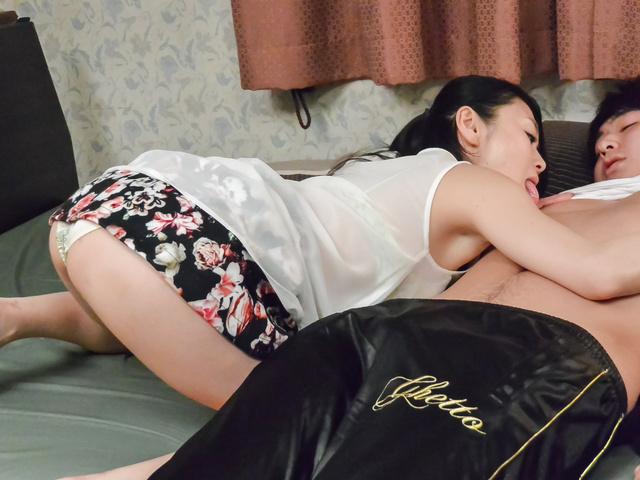 Kyoko Nakajima - 亚洲吹箫的令人震惊的恭子中岛 - 图片 7
