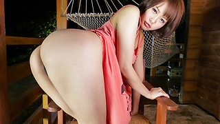 Masturbation with asian amateur Saya Tachibana