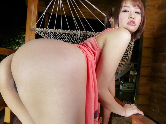Saya Tachibana - Masturbation with asian amateur Saya Tachibana  - Picture 5