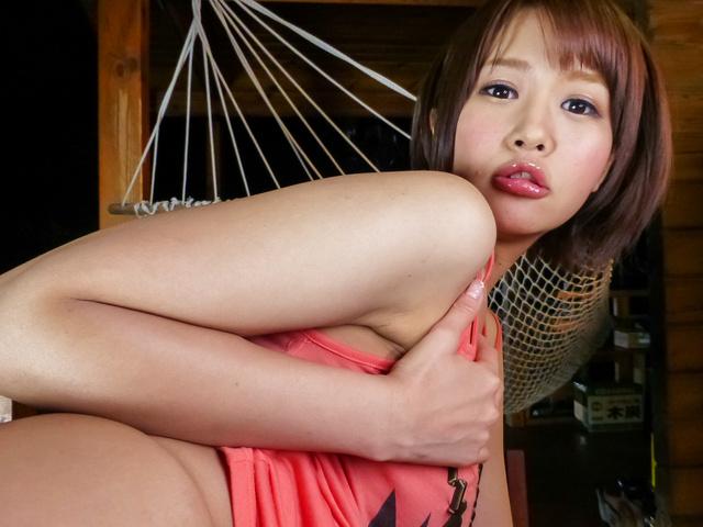 Saya Tachibana - Masturbation with asian amateur Saya Tachibana  - Picture 7