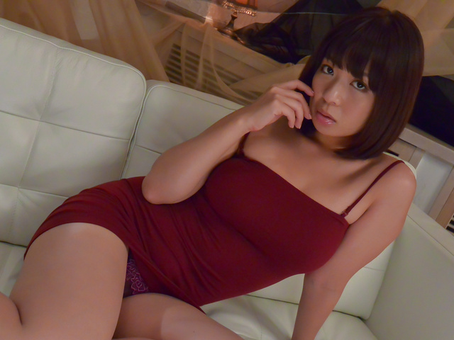 Wakaba Onoue - Superb Wakaba Onoue gives top Asian blowjob  - Picture 7