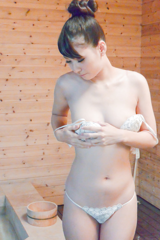 Yui Oba - YuiOba goes nasty wikth a horny stud in the jacuzzi - Picture 10