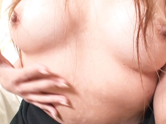 一条楓 - はめ:ダイナマイト一条楓の昇天オナニー - Picture 7