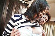 Hitomi Aizawa - Asian hottie Hitomi Aizawa gets nasty with two fat salami - Picture 12