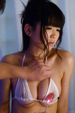 Riisa Minami - Sweetie enjoys asian cum splashing her face  - Picture 6
