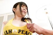 Hina Maeda - Hina Maeda squirts from her pussy from a japanese dildo - Picture 5