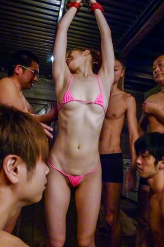 Saori - Japanese bondage sex movies with hornySaori - Picture 1