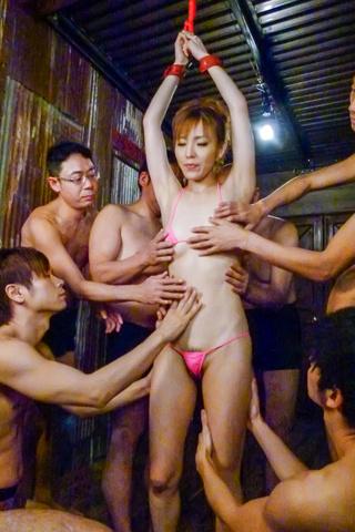 Saori - Japanese bondage sex movies with hornySaori - Picture 2