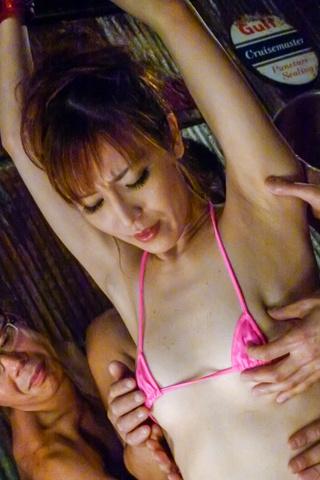 Saori - Japanese bondage sex movies with hornySaori - Picture 5
