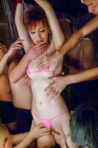 Saori - Japanese bondage sex movies with hornySaori - Picture 8