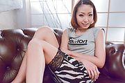 Miku Kirino - Miku Kirino amazes with a hot Asian blowjob - Picture 3