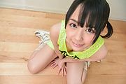 Ruka Kanae - 生ハメ美少女佳苗るか~ぶっかけ昇天 - Picture 1