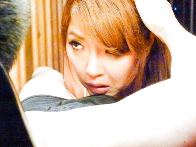 Chieri Matsunaga - Asian blow job in POV with sexyChieri Matsunaga - Picture 4
