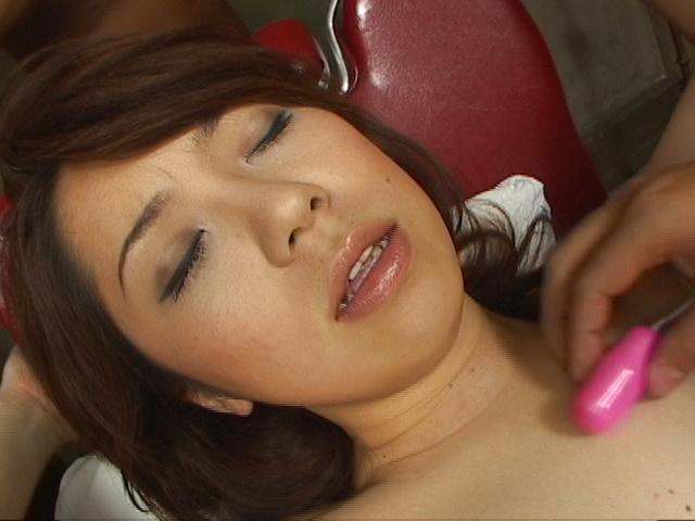Chihiro Misaki - 千寻 Misakis 湿莫夫手指操和塞满了玩具公鸡 - 图片 8