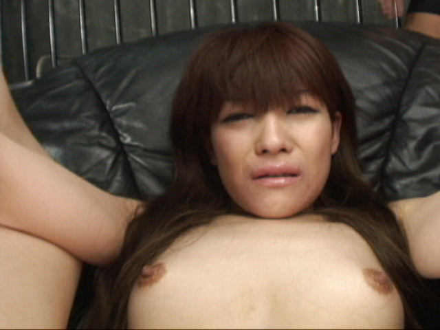 Megumi Morita - Her legs spread, Megumi Moritas holes get cum covered - Picture 6