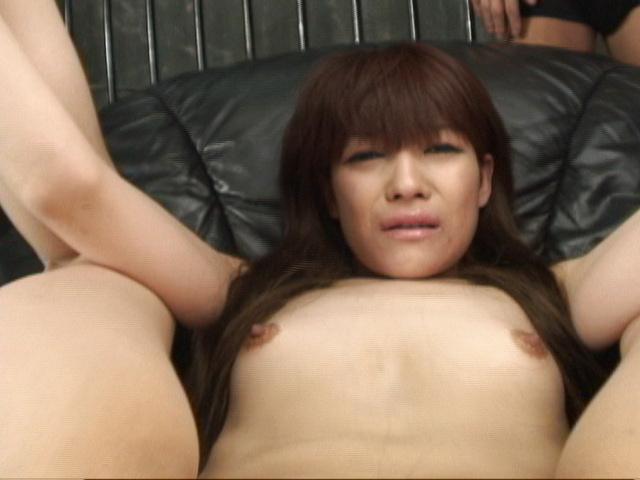 Megumi Morita - Her legs spread, Megumi Moritas holes get cum covered - Picture 8