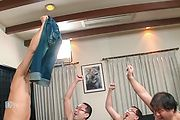 Aoi Miyama - Hottie gets fucked by sveeral guys in xxx Japan show - Picture 10